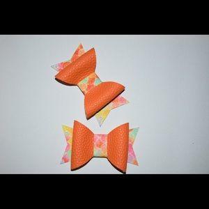 Bundle of 5 mermaid bows